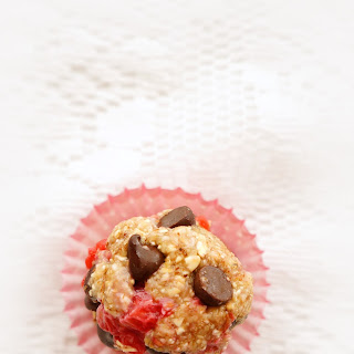 Raspberry Chocolate Bites