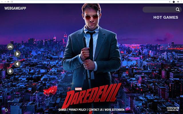 Daredevil Hd Wallpapers New Tab