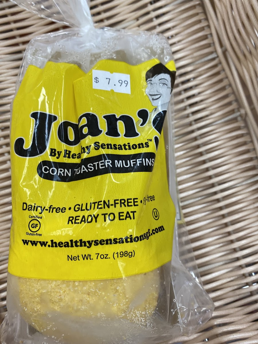 Corn Toaster Muffins