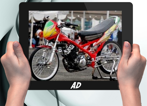 Modification Motorcycle Drag for PC
