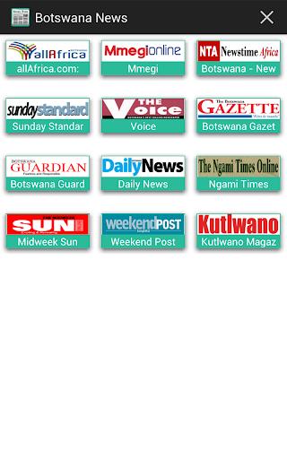Botswana News - All Newspapers