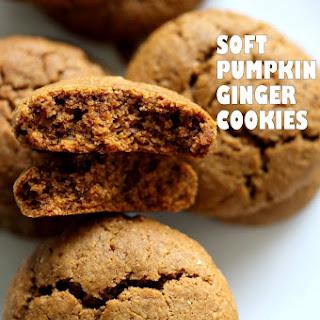 Soft Pumpkin Ginger Snaps Recipe