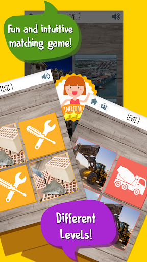 Kids Construction Game: Preschool  screenshots 4
