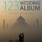 123 Wedding Album icon