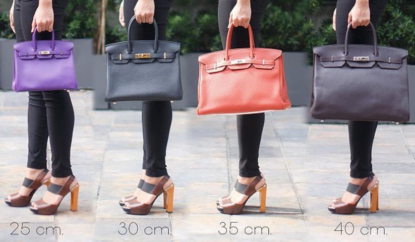 Bảng size kích thước túi xách chuẩn nhất   Cách đo kích thước túi – Natoli