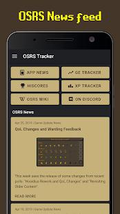 App OSRS Tracker APK for Windows Phone