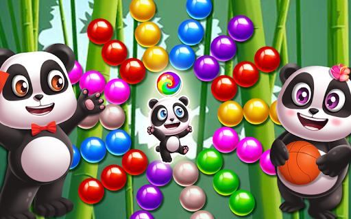 Panda Bubbles Hunter 1.1 screenshots 6