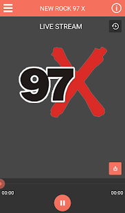 97X Panama City's Rock- screenshot thumbnail