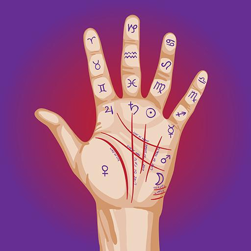 Palm reader - horoscope, palmistry and divinations Icon