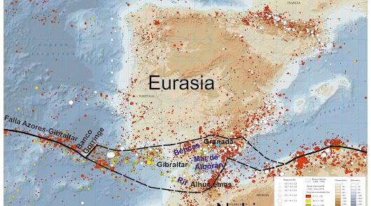 Los pequeños terremotos reducen el riesgo de un gran seísmo