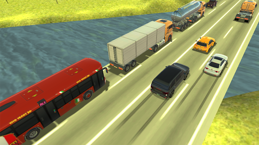 Heavy Traffic Racer: Speedy android2mod screenshots 7
