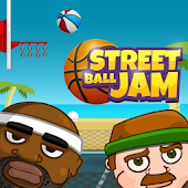 Street Ball Jam - Basketball shooting action