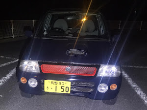 セルボ・モード CP22S 平成3年式 SRターボ4WDのカスタム事例画像 しらぬいさんの2020年03月07日11:49の投稿