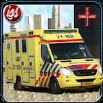 City Ambulance Rescue Drive 1.0 Apk