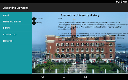 Alexandria University (Unreleased)- screenshot thumbnail