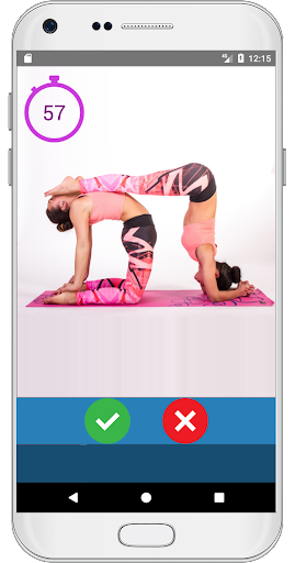 Yoga Challenge App 149.0 screenshots 2