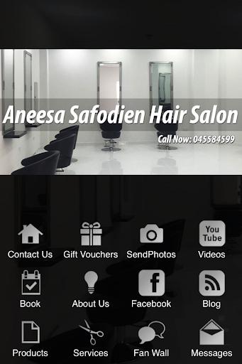 Aneesa Safodien Hair Salon