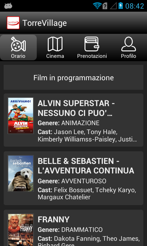 Multiplex TorreVillage- screenshot