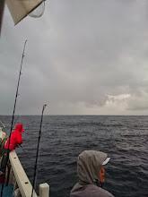 Photo: 予報では「雨」。 テンション上げていきましょっ!