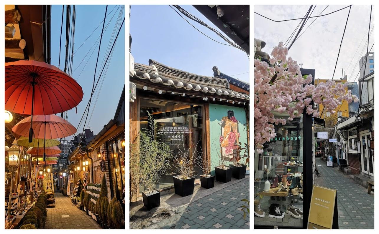 que visitar en Seul