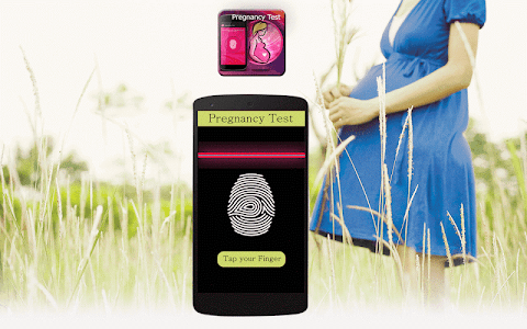 Pregnancy Test Prank screenshot 0