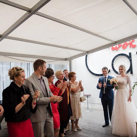 Wedding photographer Veronika Zozulya (Veronichzz). Photo of 04.02.2018