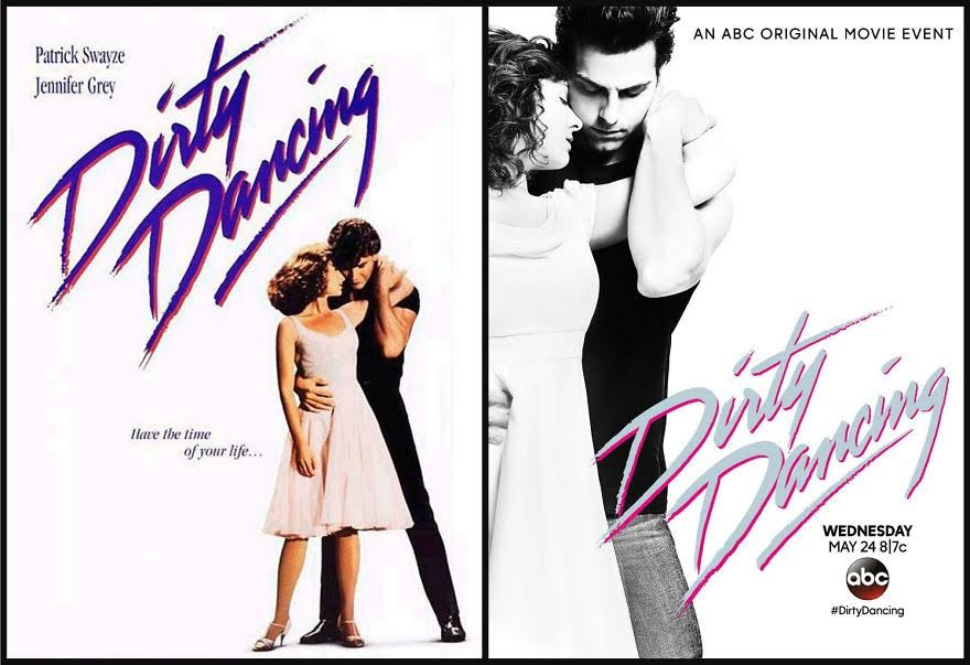 Dirty Dancing plakaty