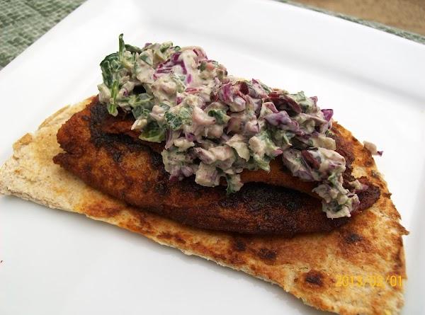 Healthstrategyx.com Heart Healthy Fish Taco Recipe