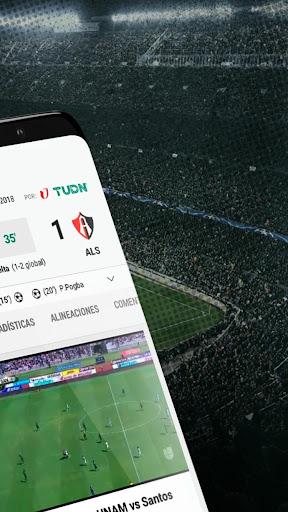 TUDN: Univision Deportes Network 12.2.4 Screenshots 2