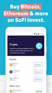sofi invest crypto trading app