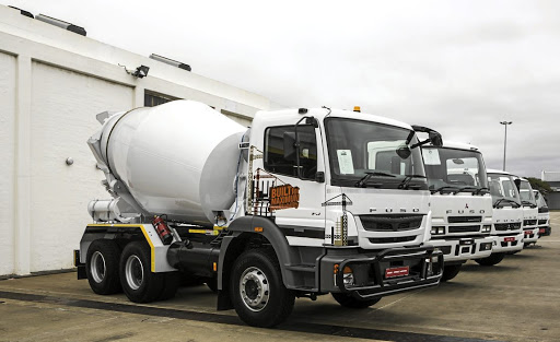 Fuso has added a construction vehicle range in the form of the FJ 26-280C.   Picture:  MERCEDES-BENZ SA