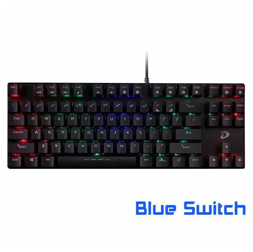 Bàn phím cơ Dareu EK880 Blue Switch-1