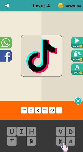 Logo Test: World Brands Quiz, Guess Trivia Game 3.6 screenshots 2
