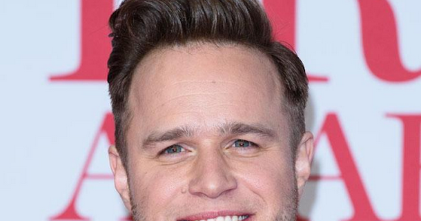 Olly Murs always wanted to be on The Voice