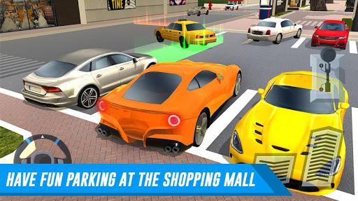 Shopping Mall Car & Truck Parking  screenshots 11