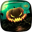 Halloween Pumpkin Live Wallpap icon
