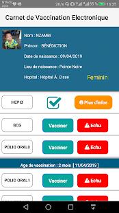 Download SANTEF - Vaccination, pharmacie et consultation For PC Windows and Mac apk screenshot 3