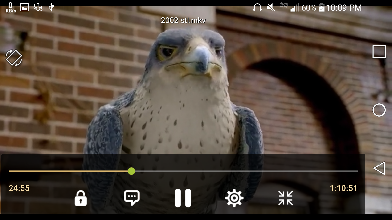321 Media Player- screenshot