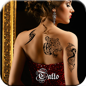 Tattoo Magic on Photo Stickers