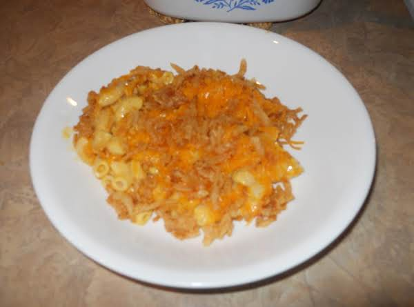 Roger Dilley Mac & Cheese Recipe