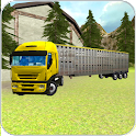 Farm Truck 3D: Cattle icon