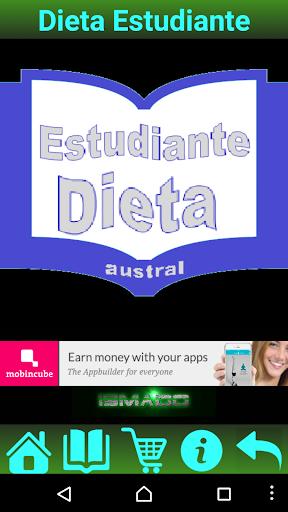 Estudiante Dieta aus