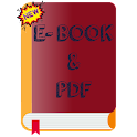 EBook & PDF E-Reader  icon
