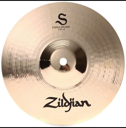 "8"" Zildjian S Family - China Splash"