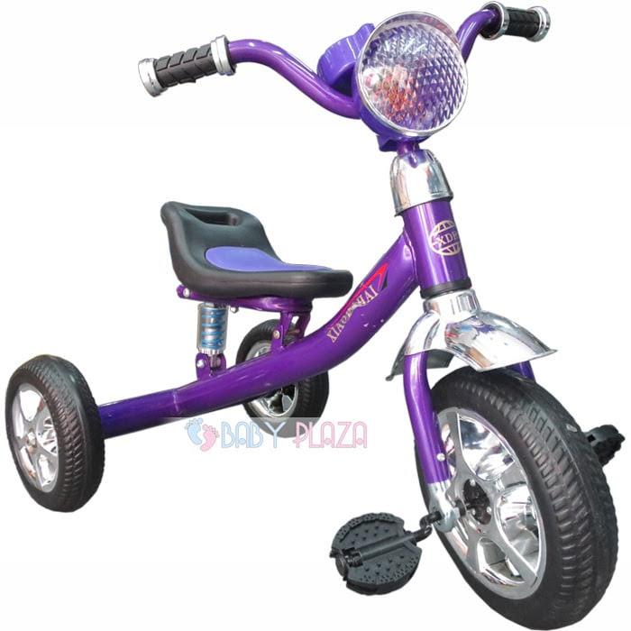 Xe đạp 3 bánh Broller 03 có nhạc 2