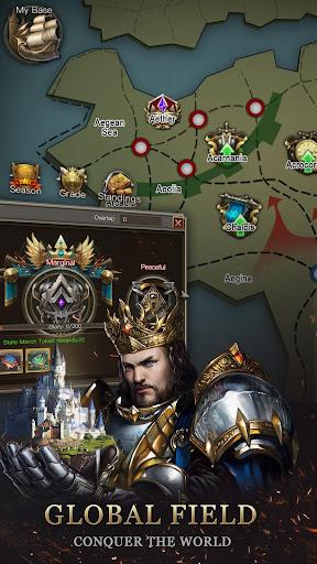 Immortal Thrones-3D Fantasy Mobile MMORPG  screenshots 2