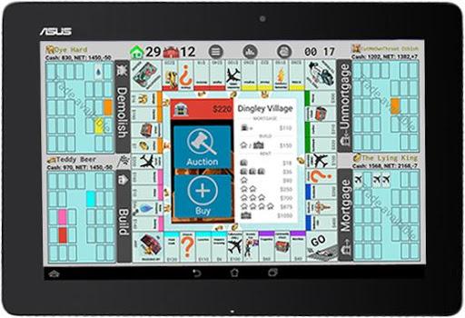Quadropoly Pro screenshot 10