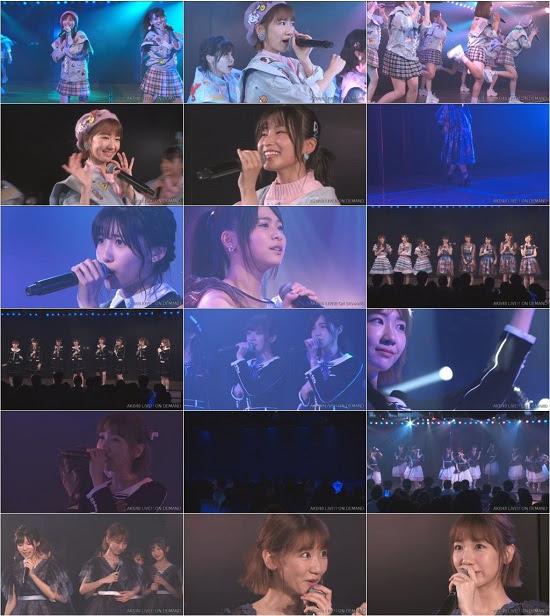 (LIVE)(720p) AKB48 「サムネイル」公演 柏木由紀 生誕祭 Live 720p 170802