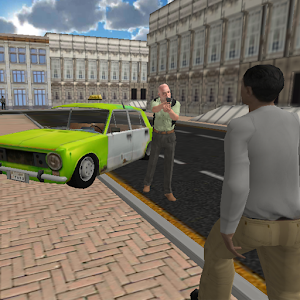 San Francisco Gunslinger Taxi for PC and MAC
