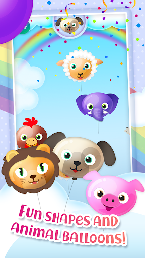 Baby Balloons pop 12.0 screenshots 6